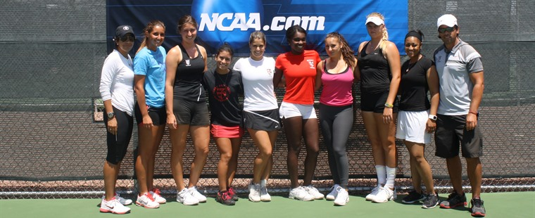 All for One: Women's Tennis Prepares for Nationals