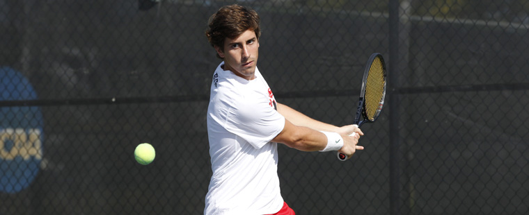 Men's Tennis Ousts Northwood