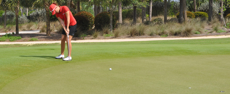 Women's Golf No. 7 in Final Poll