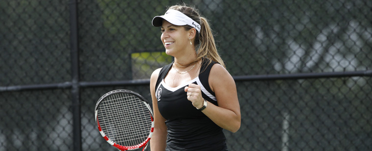 Women's Tennis Bow Out in Quarterfinals