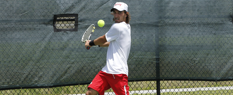 Men's Tennis Bounce Sea Warriors in NCAA Quarterfinals