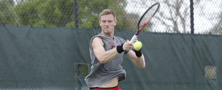 Chasing a Championship: Men's Tennis Advances to Title Match
