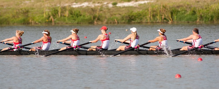 8 is Enough 4 Bucs Rowing at Dad Vail