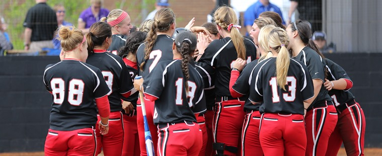 Softball Ends Run In Regional Final