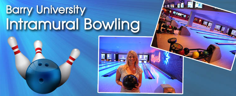 CRW presents 2013 Summer Intramural Bowling