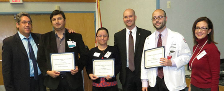 Graduate HSA students earn 2nd place during annual student case competition