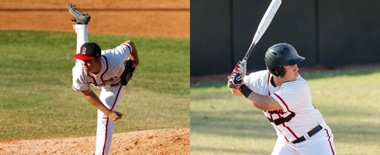 2013 All-SSC Baseball Team Announced