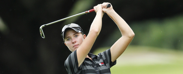 Barry Women's Golf Remains in Hunt