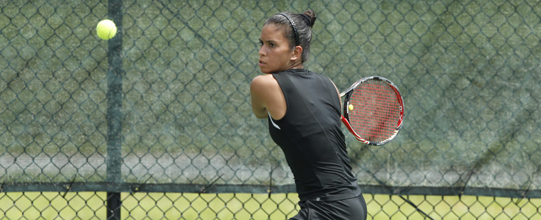 Women's Tennis' Maehama Named to Academic All-District Team