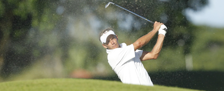 Men's Golf Maintains Lead at NCAA Championships