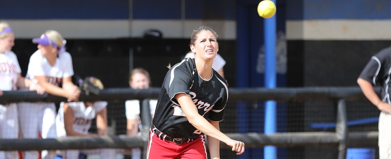 Broeseker Earns Softball Academic All-America