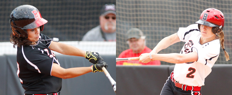 Softball Pair Earns All-America Honors