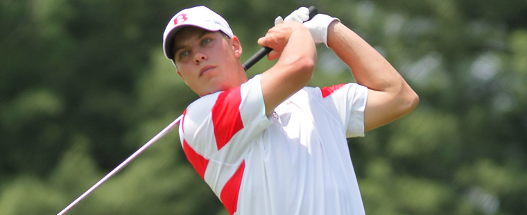 Men's Golf Knocks Off Nova; Advances to Final