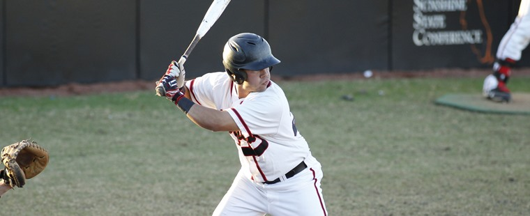 English Earns Baseball Daktronics All-American