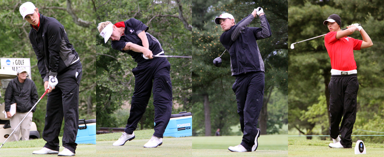 Four Men's Golfers Selected Ping All-Region