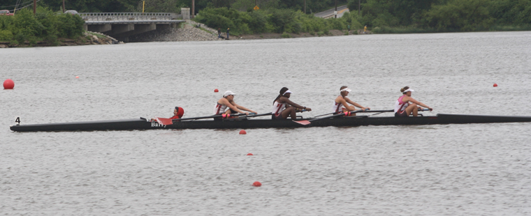 Bucs 4 Moves on to NCAA Championships Rowing Final