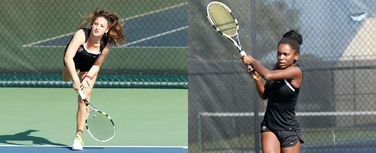 Women's Tennis Ranked No. 3 in Final Poll
