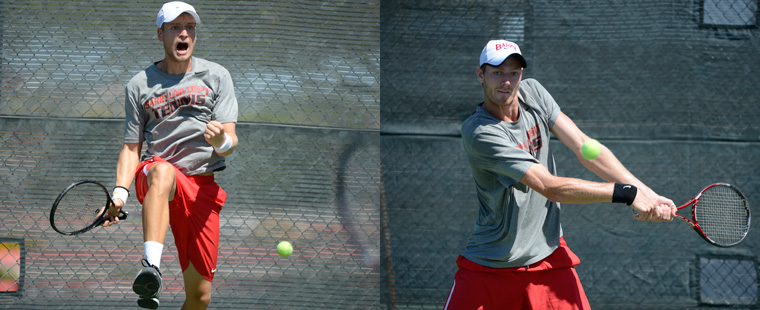 Mokrzycki, Groetsch Men's Tennis All-Americans