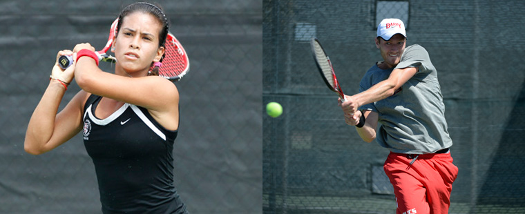 Tennis Players Earn Academic All-America Honors
