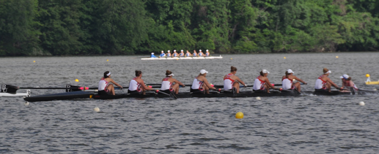 Barry Rowing Varsity 8 Chosen SSC Boat of Year