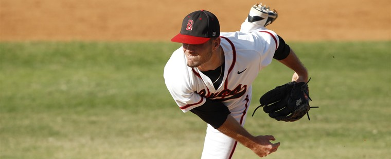 Baseball's Kinley Taken By Marlins In First-Year Player Draft