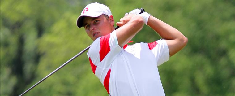 Men's Golf's Svensson Wins 3rd Straight Vancouver Open Amateur Title