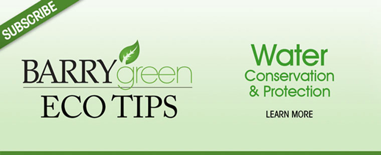 Eco-Tips Theme Two - Water Conservation and Protection