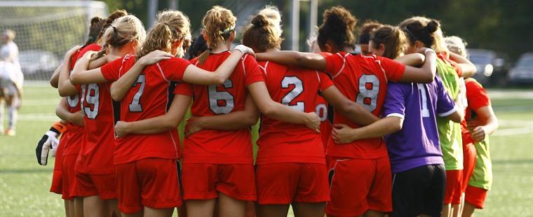 Buccaneers Release 2013 Women's Soccer Schedule
