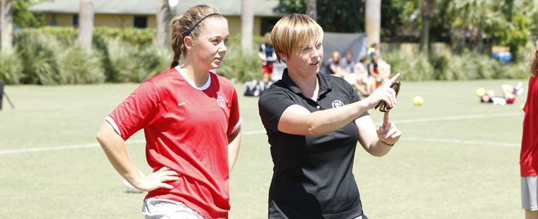 Brolly Named Acting Women's Soccer Coach