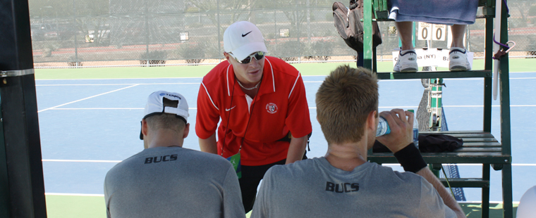 Men's Tennis Assistant Thomas Hipp Resigns