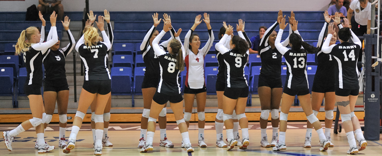 Volleyball Releases 2013 Schedule