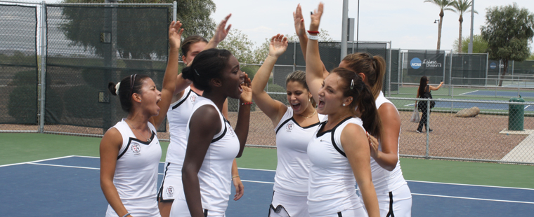 Women's Tennis Team Earns All-Academic Honors