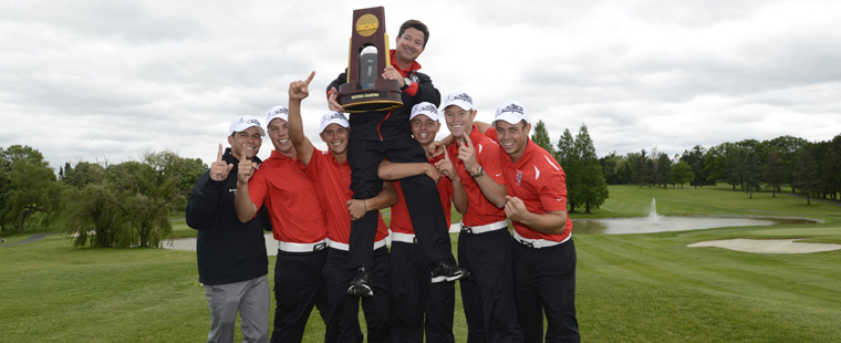 Men's Golf Earns All-Academic Acclaim