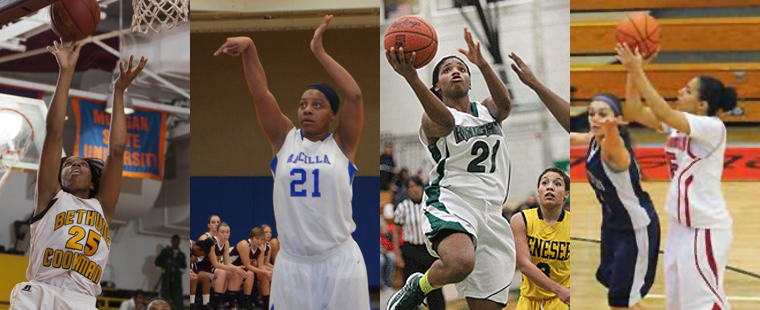 Women's Basketball Adds Four For 2013-14