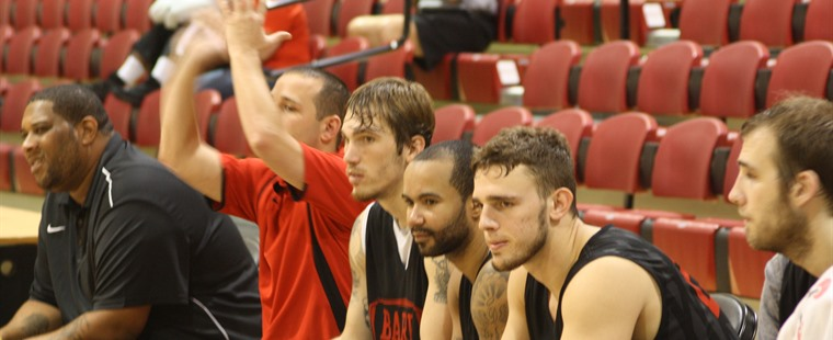 Tryout For Men's Basketball Set For Sept. 13