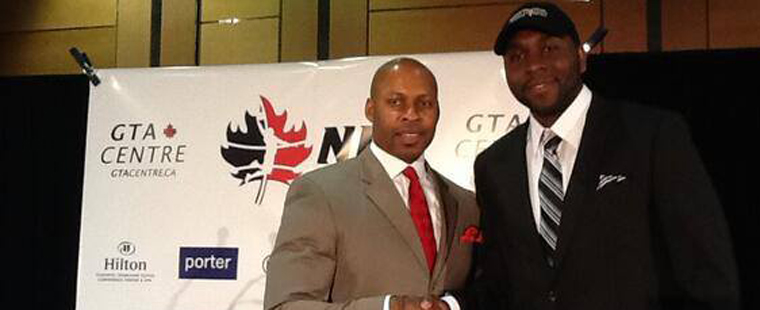 Former Men's Basketball Player Drafted in NBL Canada