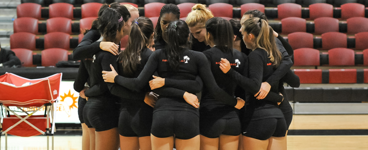 Volleyball Picked 5th in SSC Poll