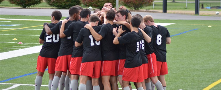 SSC Releases Preseason Men's Soccer Poll