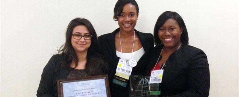 Barry Law's VITA Program Wins ABA Award for 8th Year