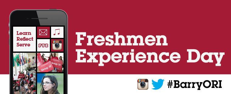 Freshmen Experience Day