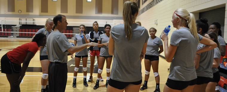 Volleyball to Hold Tryouts Thursday