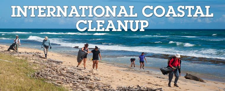 International Coastal Clean-Up