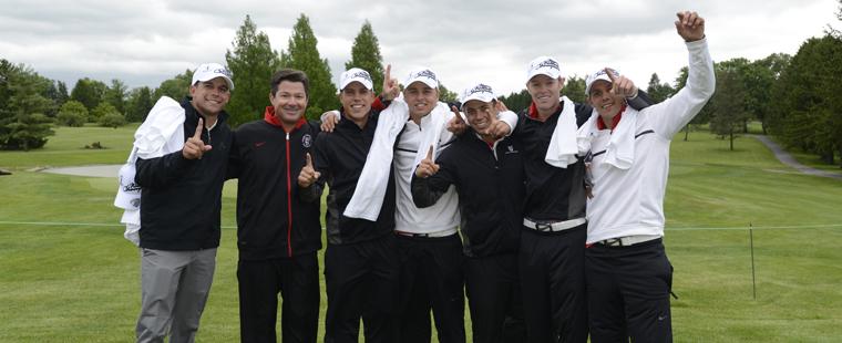 Men's Golf Season Tees Off Sept. 16