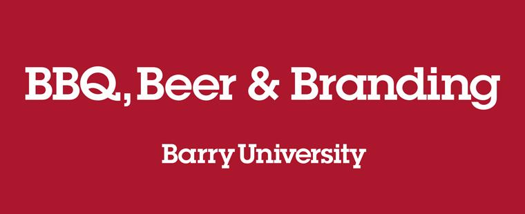 Join Us For: BBQ, Beer & Branding