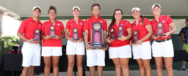 Women's Golf Opens Season Ranked No. 4