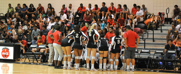 Volleyball Hopes to Open Season with Bang