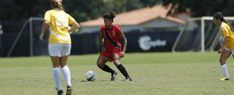 Women's Soccer Kicks Off Anniversary Year With Win