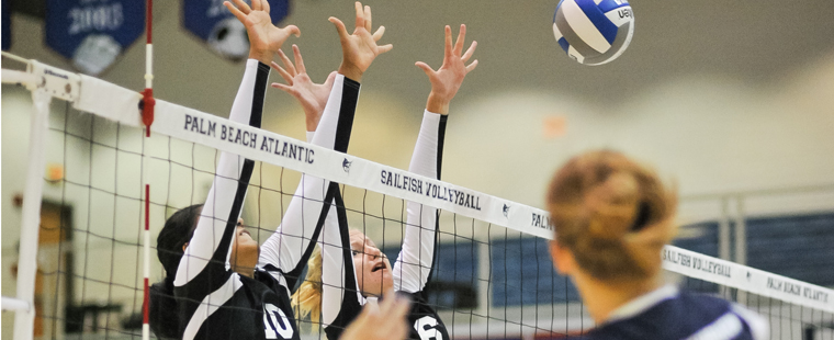 Volleyball Opens Season with Pair of Sweeps