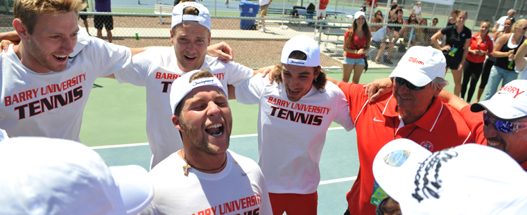 Men's Tennis Begins Fall Season Friday