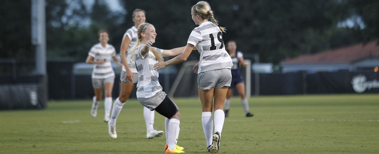 Women's Soccer Powers Past Sailfish